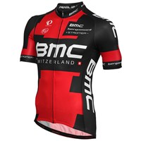 BMC Racing Team korte mouw shirt