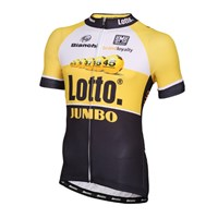 Lotto-Jumbo korte mouw shirt
