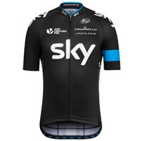 Team Sky korte mouw shirt