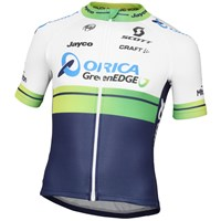 Orica-GreenEdge korte mouw shirt
