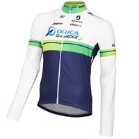 Orica-GreenEdge lange mouw shirt