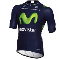 Movistar korte mouw shirt