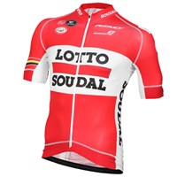 Lotto-Soudal korte mouw shirt