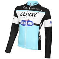 Etixx-Quick Step lange mouw shirt