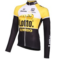 Lotto-Jumbo lange mouw shirt