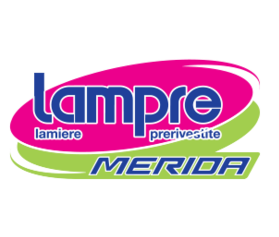 Wielershirts Lampre-Merida