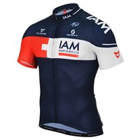 IAM Cycling korte mouw shirt