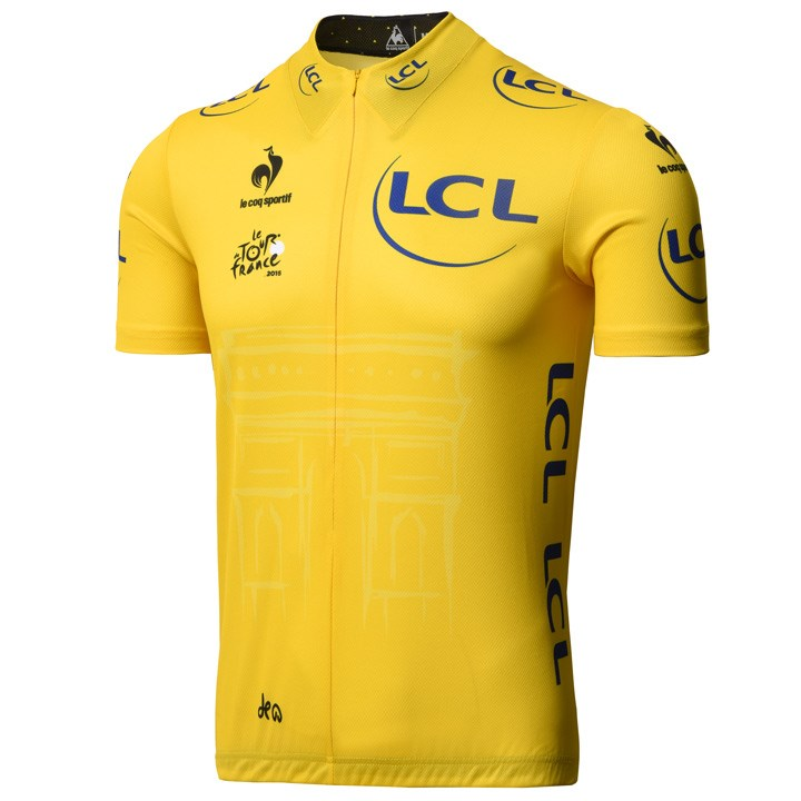 Gele Trui Tour de France  shirt