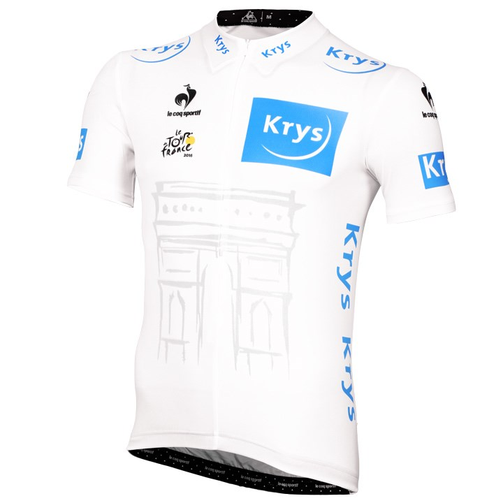 Witte Trui Tour de France  shirt