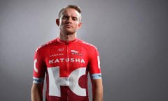 Katusha -wielershirt -2016