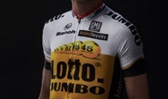 Lotto -Jumbo -wielershirt -2016