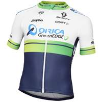 Orica-GreenEdge  shirt